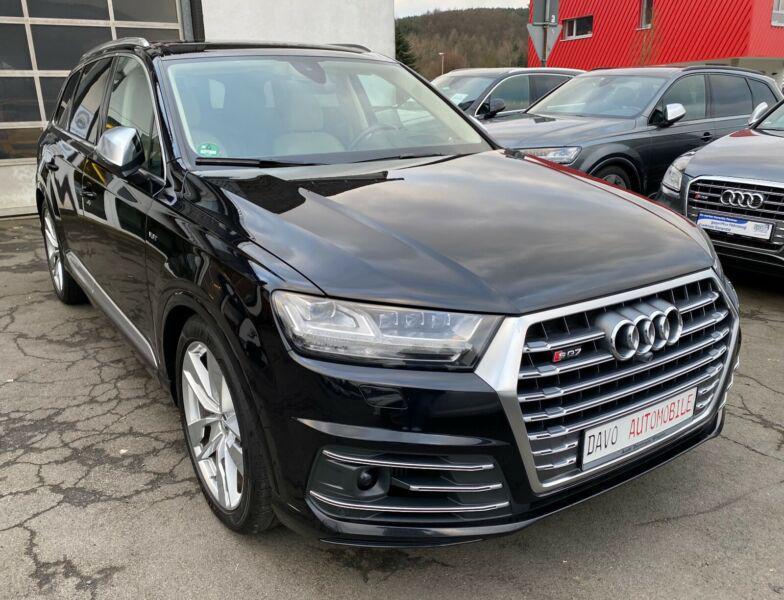 Audi SQ7 SQ7,3.0TDI 3бр НА ЧАСТИ