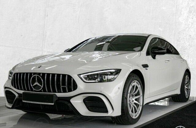 Mercedes-Benz AMG GT 43 4MATIC/V8-STYLING/COMAND/NIGHT VISION