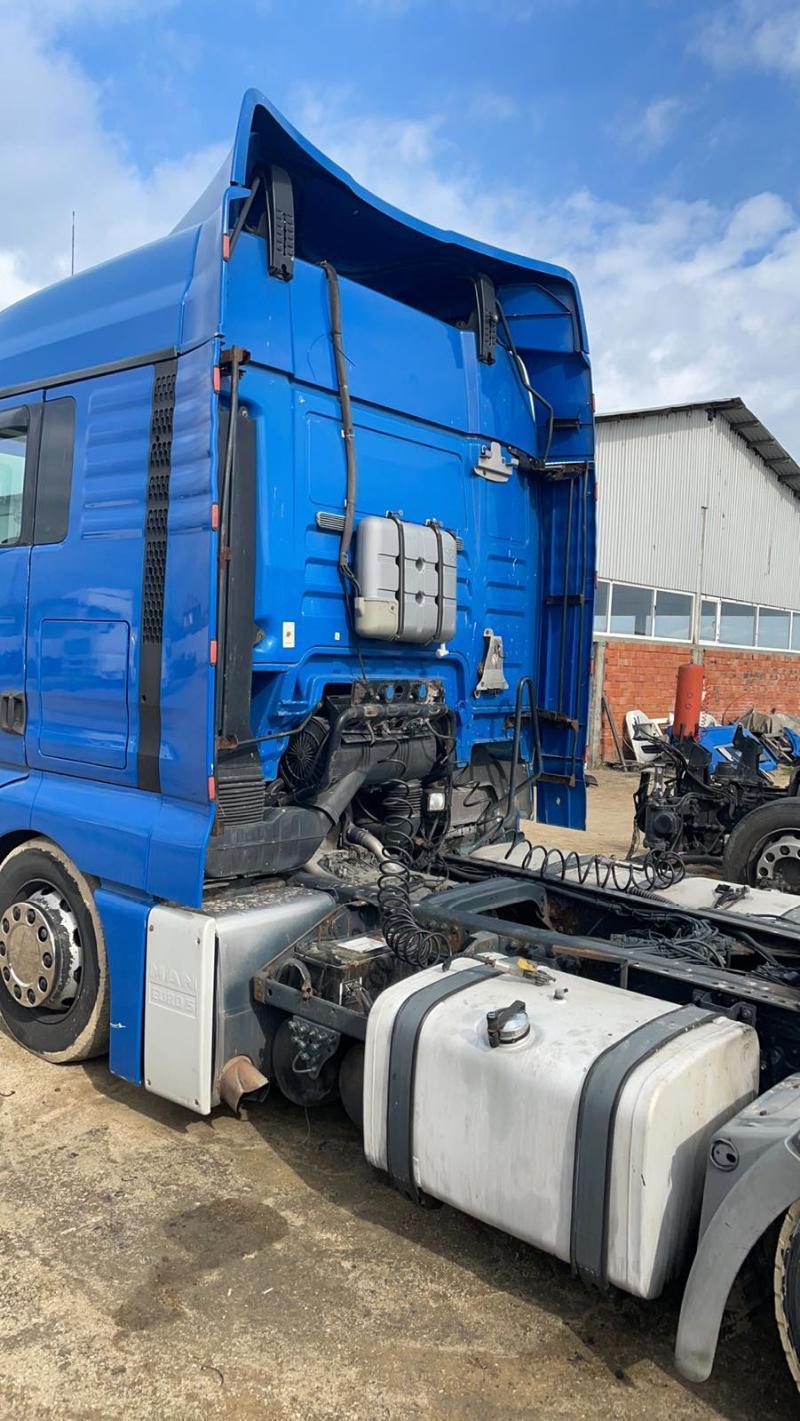 Man Tgx 440 Евро 5 Мега 5 броя, снимка 8