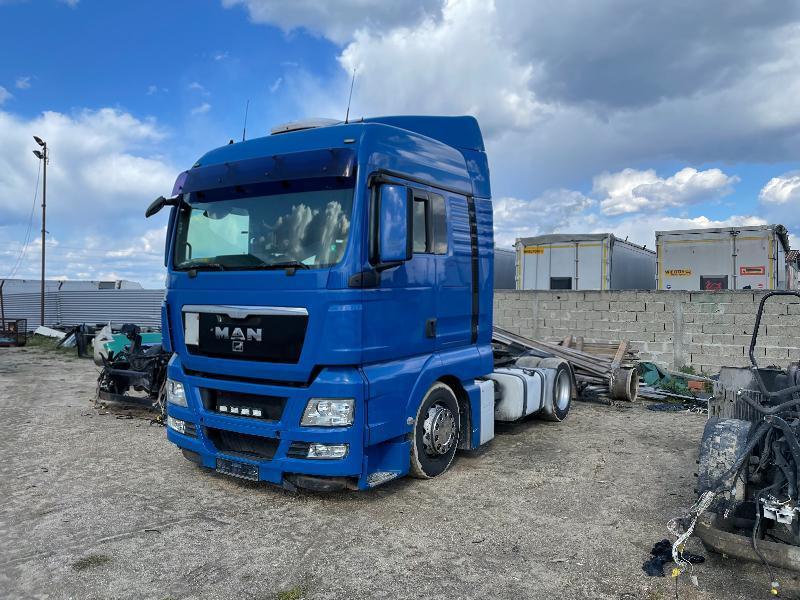 Man Tgx 440 Евро 5 Мега 5 броя