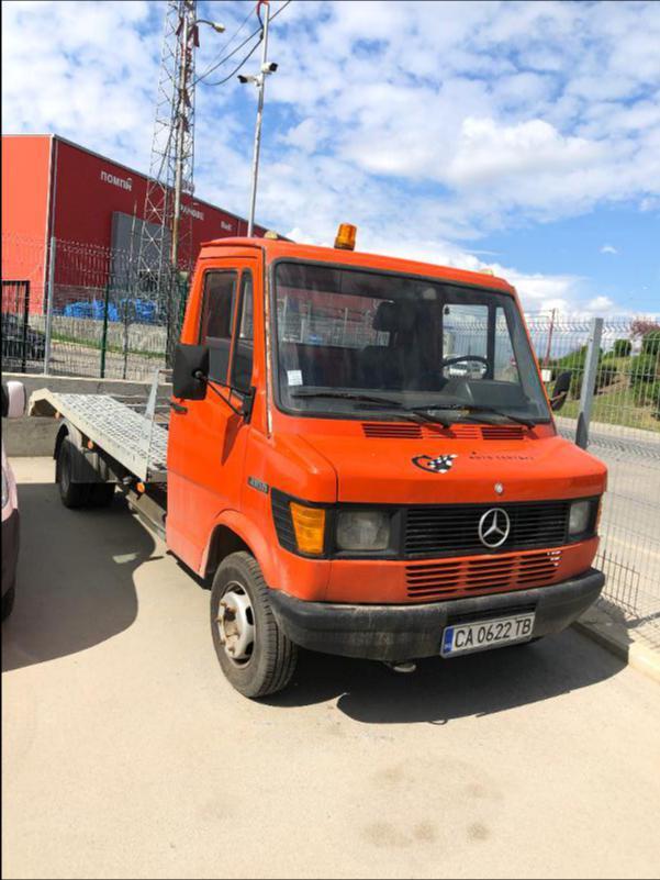 Mercedes-Benz 410 Пътна помощ