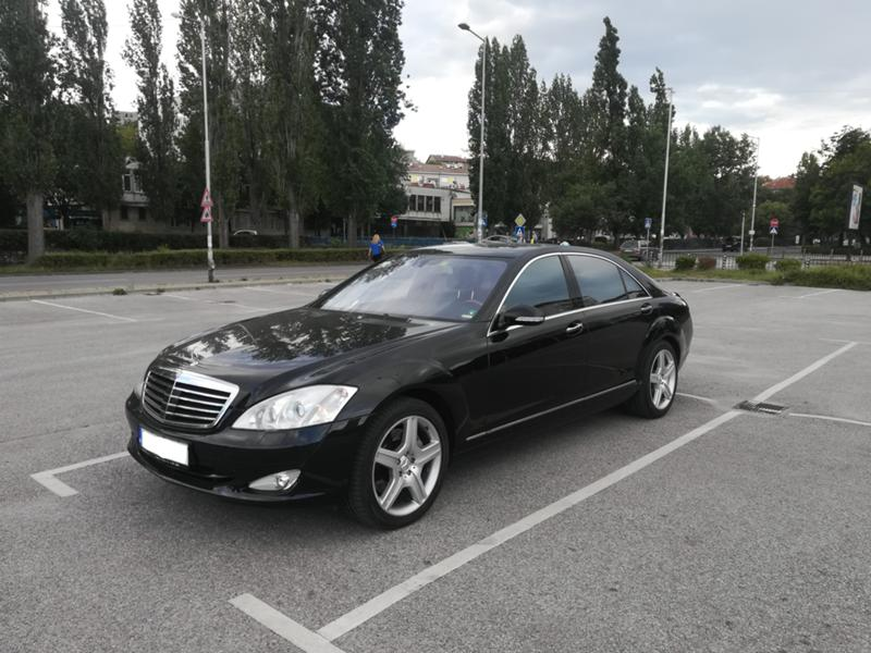 Mercedes-Benz S 420 S 420 CDI