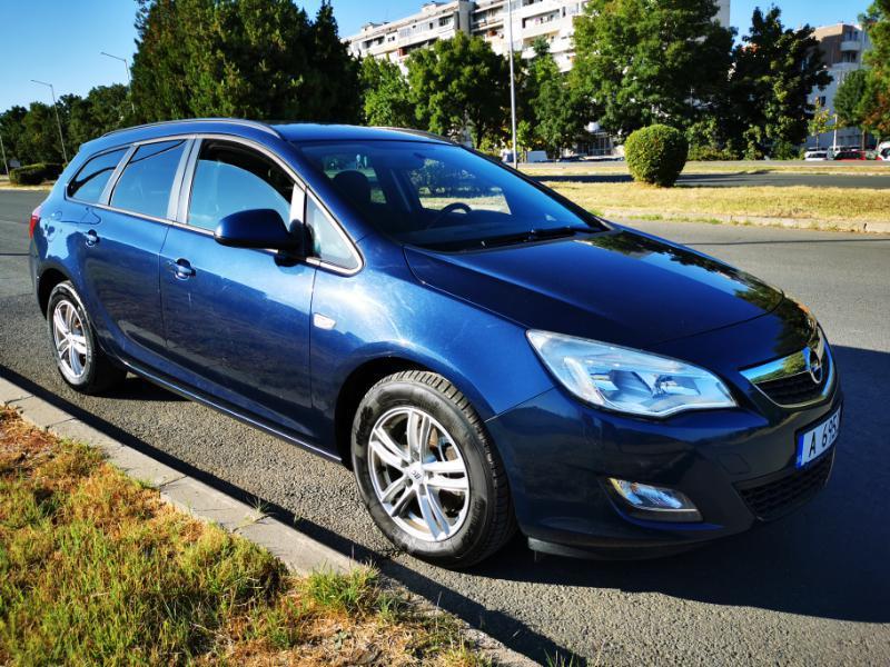 Opel Astra Opel Astra 1.7 CDTI 110ph