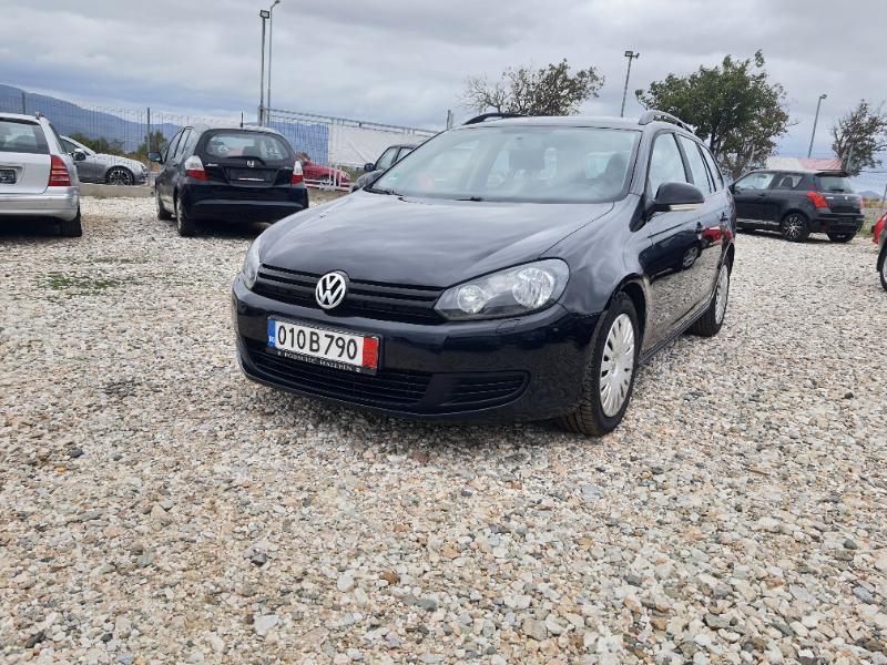 VW Golf 1.6TDI