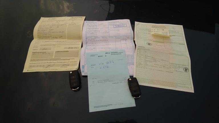 VW Golf 1.9 90 BRU, снимка 13