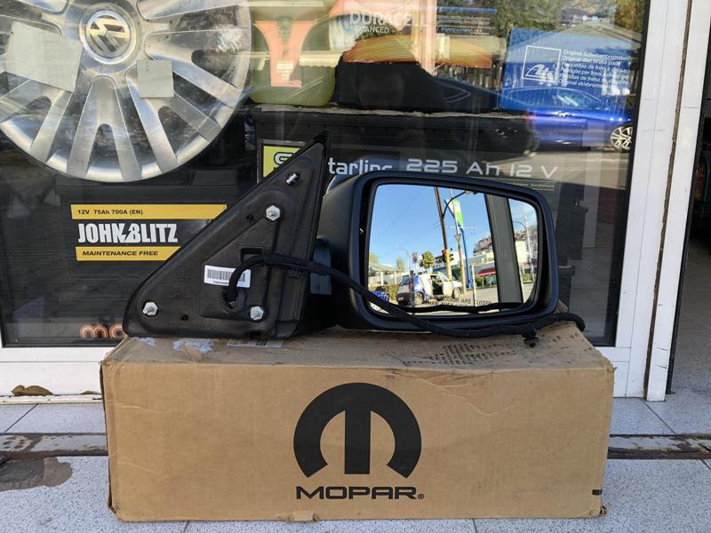 Оригинално хромирано огледало Dodge Ram 2014- 68231242AF