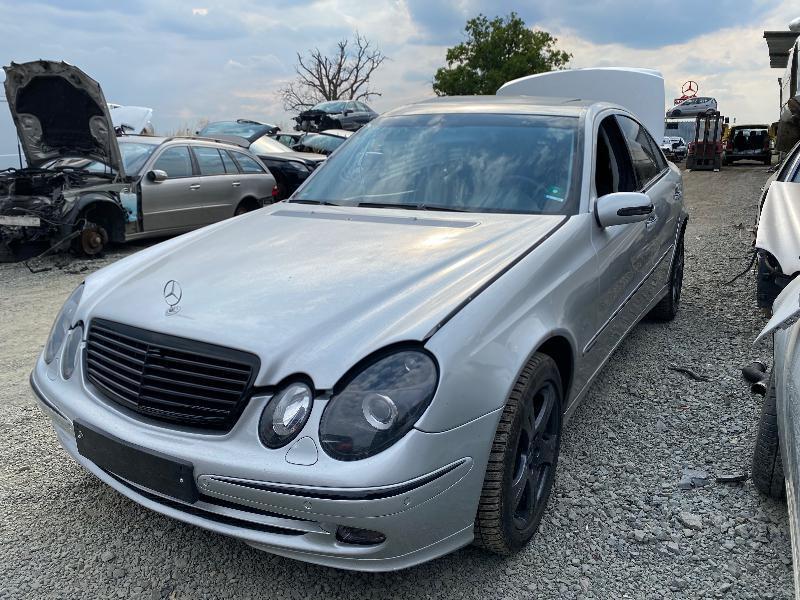 Mercedes-Benz E 500 4 matic на части