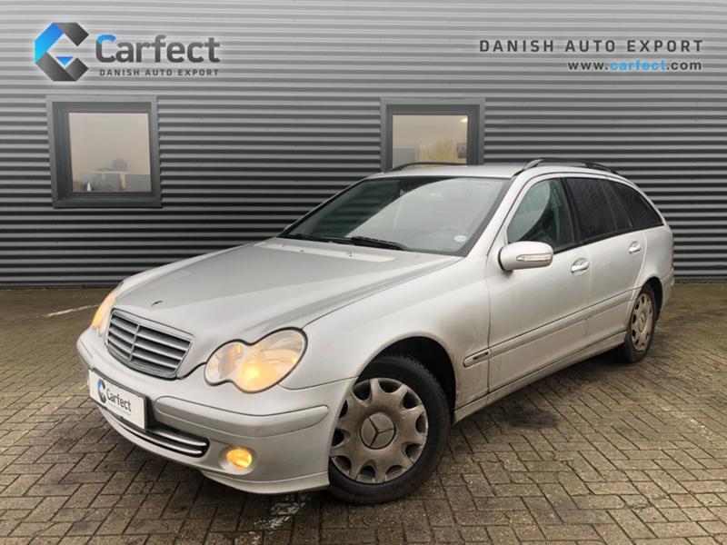 Mercedes-Benz C 180 1,8